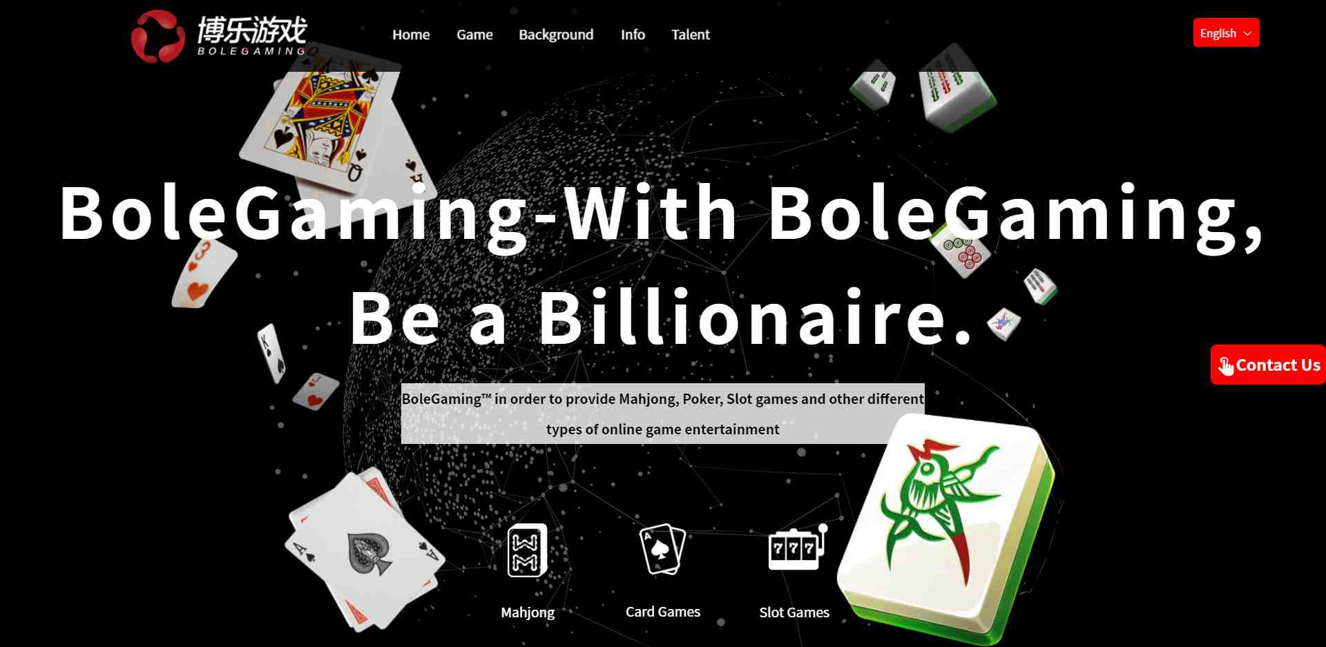 Bole Gaming Omni Gaming奥秘佳线上娱乐 Egaming Esport Igaming Product Service Suppliers